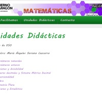Unidades didácticas 1º ESO