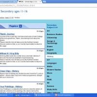 BBC Schools History