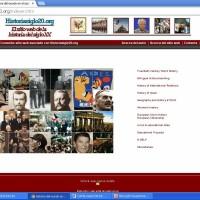 Historiasiglo20 – History teaching in Bilingual Schools
