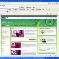 BBC Learning School Radio - History