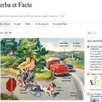 Verba et Facta