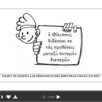 Filipo te enseña las preposiciones (griegas)