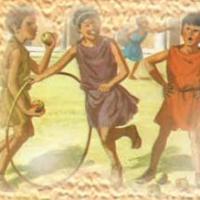 Juguem com jugaven les nenes i els nens de Tàrraco