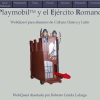 PlaymobilTM y el Ejército romano