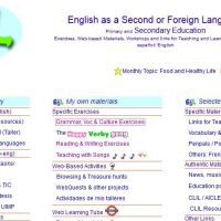 Isabel's ESL Site