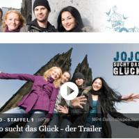 Telenovela: Jojo sucht das Glück
