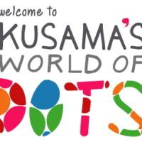 El mundo de lunares de Yayoi Kusama