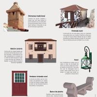 Lámina: Arquitectura tradicional