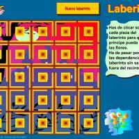 Laberinto interactivo