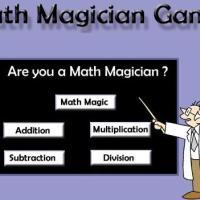 Math magician games