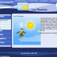 Los planetas JCYL