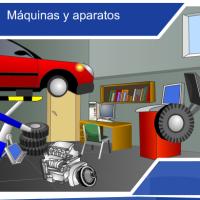 Máquinas y aparatos II