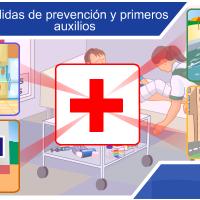 Medidas de prevención y primeros auxilios