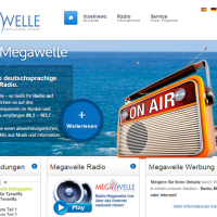 Megawelle - Radio, Journal, Internet