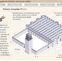 La mezquita de Córdoba, mezcla de estilos