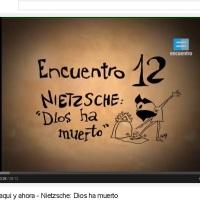 """Filosofía aquí y ahora - Nietzsche: """"Dios ha muerto"""""""