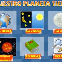 Nuestro Planeta Tierra - Trivial
