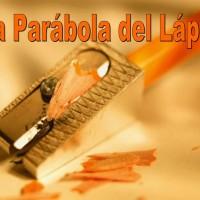 Parábola del lápiz