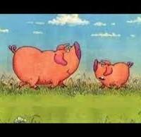 Piggeldy&Frederick-Ostern