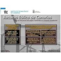 Recurso eólico de Canarias