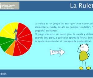 Ruleta configurable