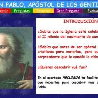 San Pablo, Apóstol de gentiles