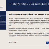 International CLIL Research Journal