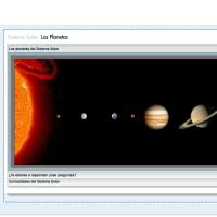 Sistema Solar: Los planetas