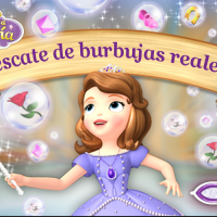 Princesa Sofía:Rescate de burbujas reales