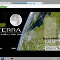 Proyecto Terra: Aula interactiva de Ciencias Sociales
