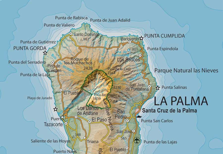 Parque Nacional de Caldera de Taburiente » Recursos educativos digitales