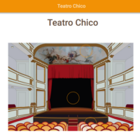 HTML5: Teatro Chico
