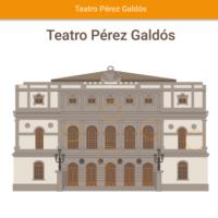 HTML5: Teatro Pérez Galdós