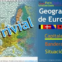 Trivial de geografía europea