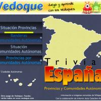 Trivial de España –Provincias y Comunidades Autónomas