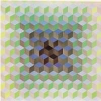 Los cubos de Victor Vasarely