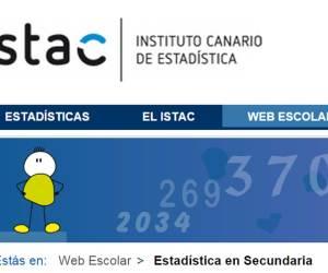 Web escolar ISTAC