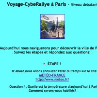 Viaje-CiberRallye a París
