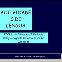 Actividades de Lengua