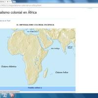 El imperialismo colonial en África