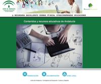 Contenidos y recursos educativos de Andalucía