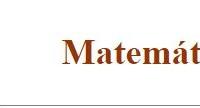 Matemáticas Alcaste