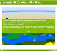 Explorando el cambio climático