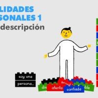 Cualidades personales 1: autodescripción