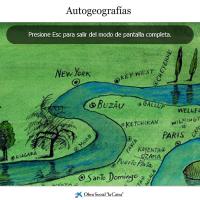 Autogeografías. Los mapas como recurso creativo.
