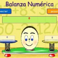 Balanza Numérica