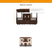 HTML5: Balcón canario