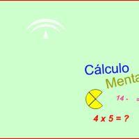 Juego cálculo mental