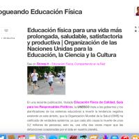 Blogueando Educación Física