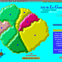 Municipios de la Gomera